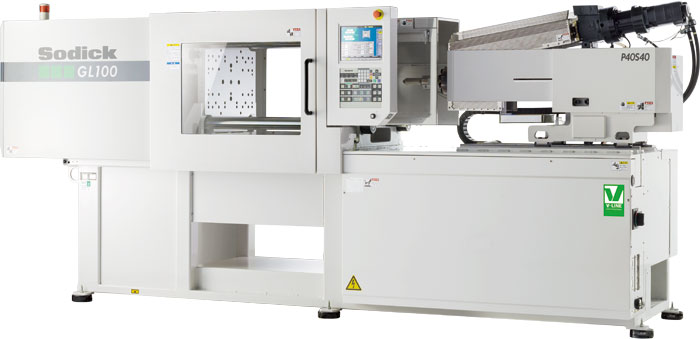 V-LINE Injection molding machines